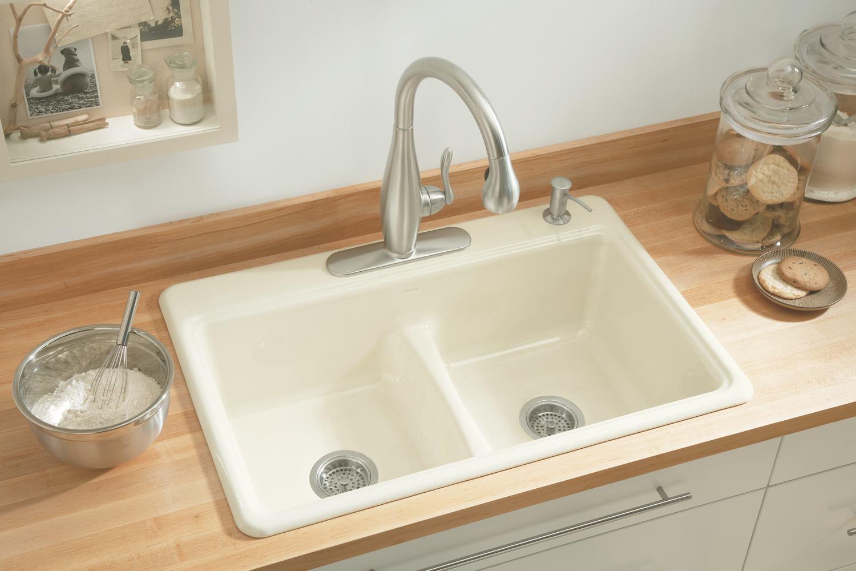 Installing A Kohler Kitchen Sink
