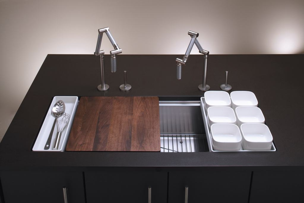 Kohler Stages Kitchen Sink Video