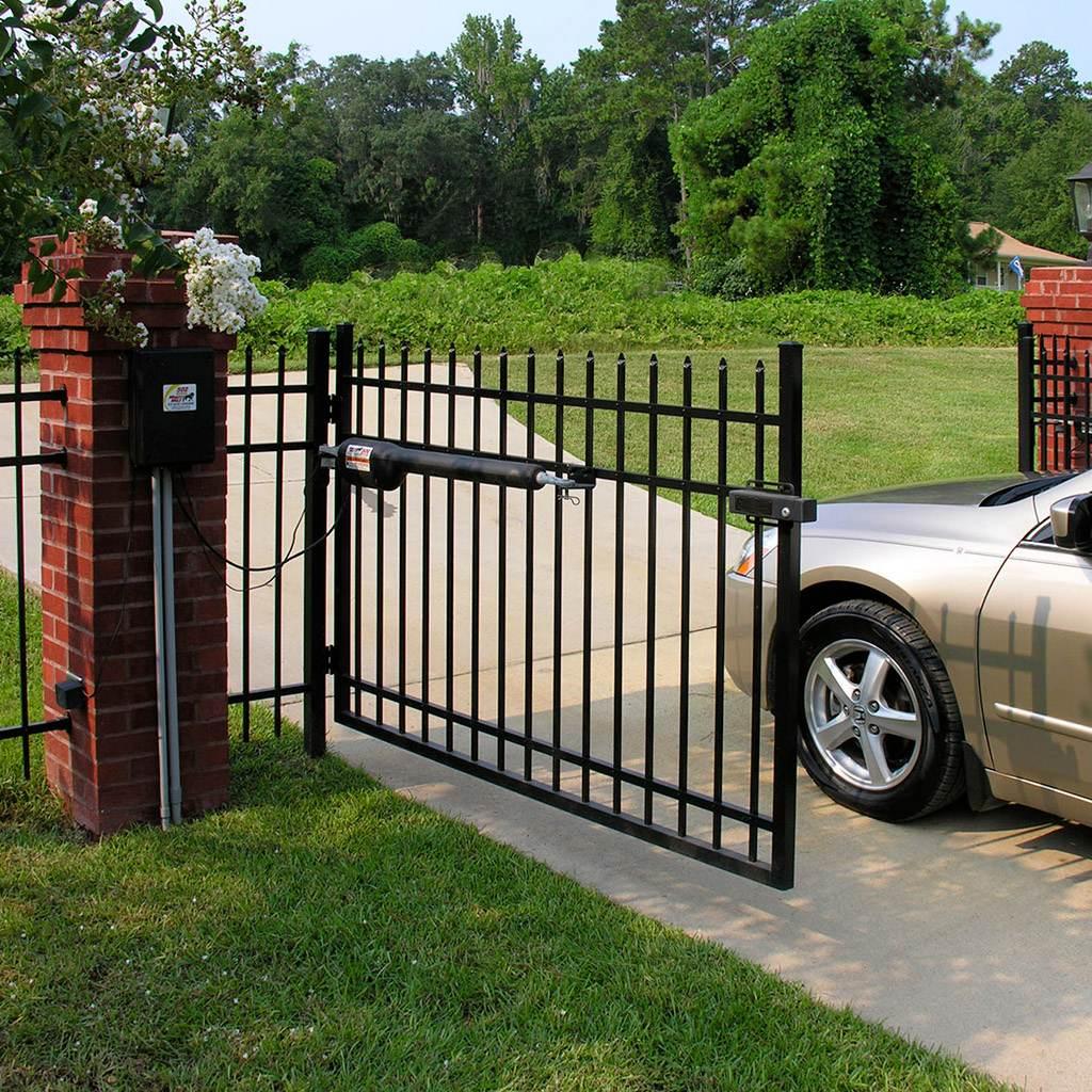 Gate Opener Install Mighty Mule Gate Opener