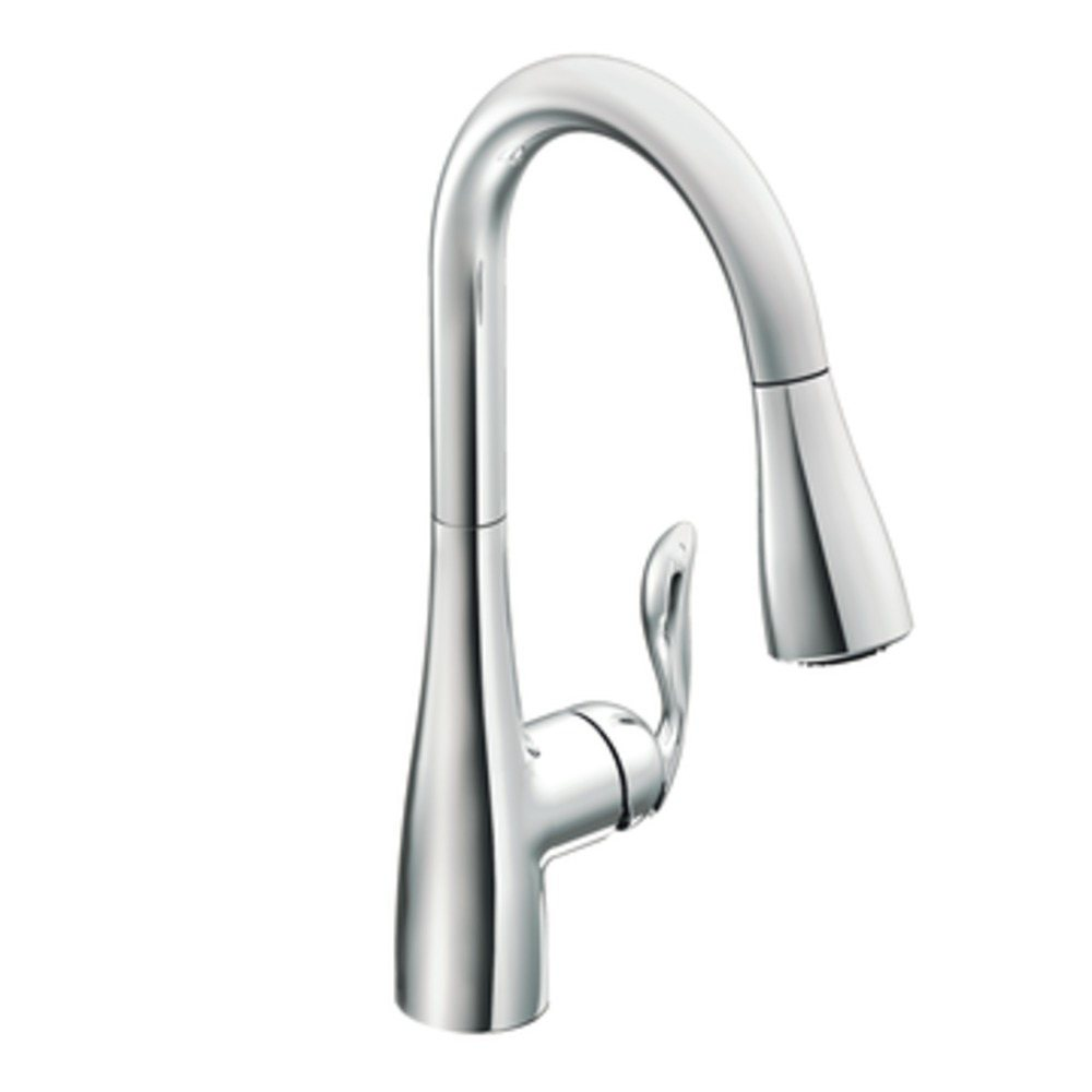 Arbor Chrome Kitchen Faucet