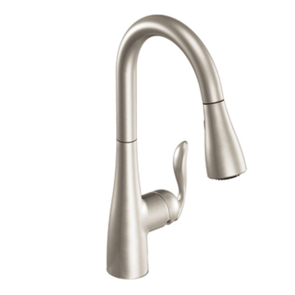 Amazon.com: Moen 7594SRS Arbor One-Handle High Arc