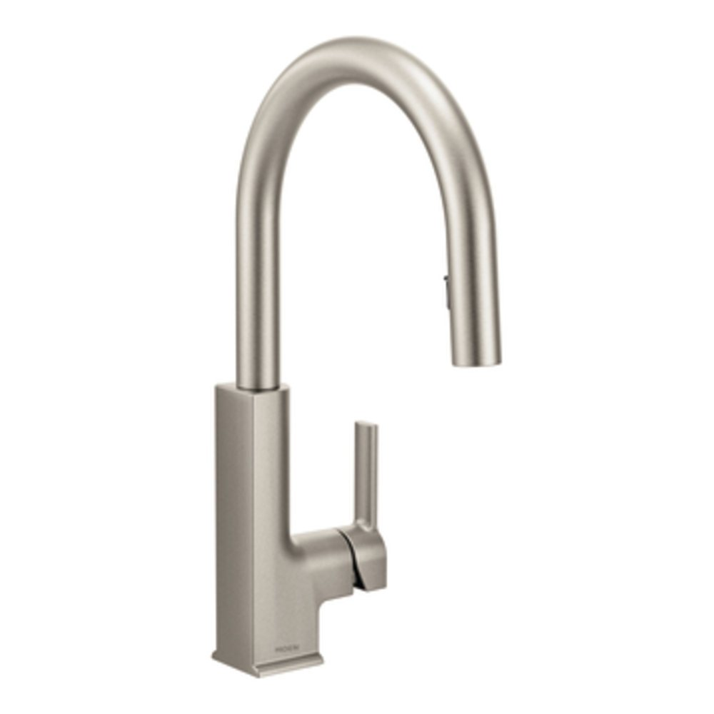 Moen One Handle Pulldown Kitchen Faucet