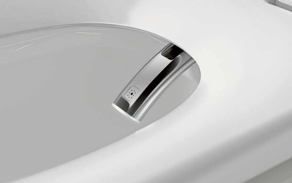 KOHLER K-3900-0 Numi Comfort Height One-Piece Elongated