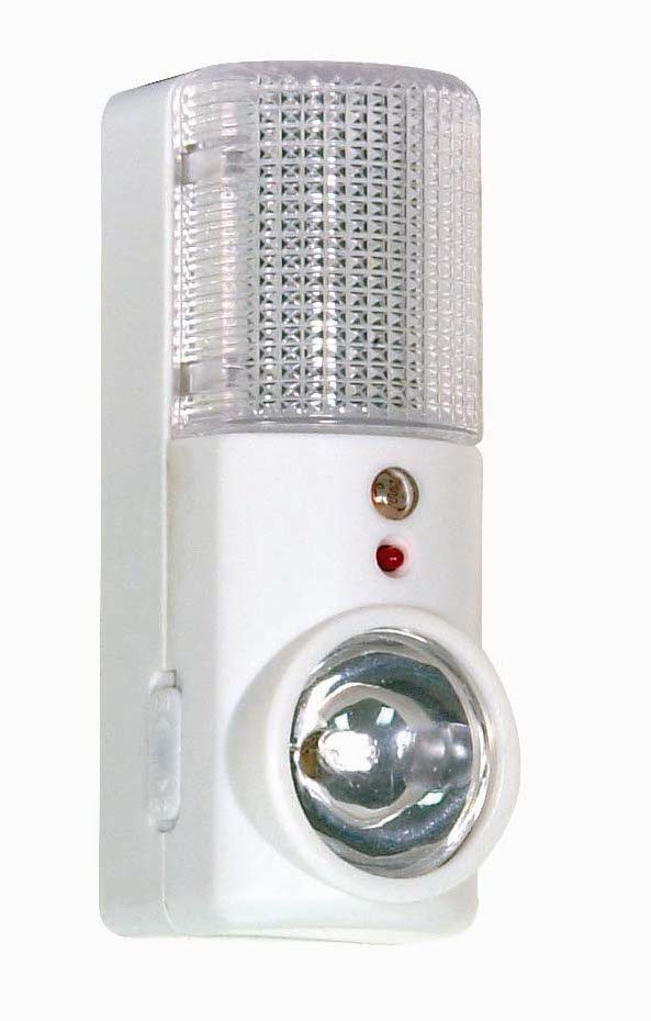 Satco S75 046 Emergency Flashlight Night Light Tubular