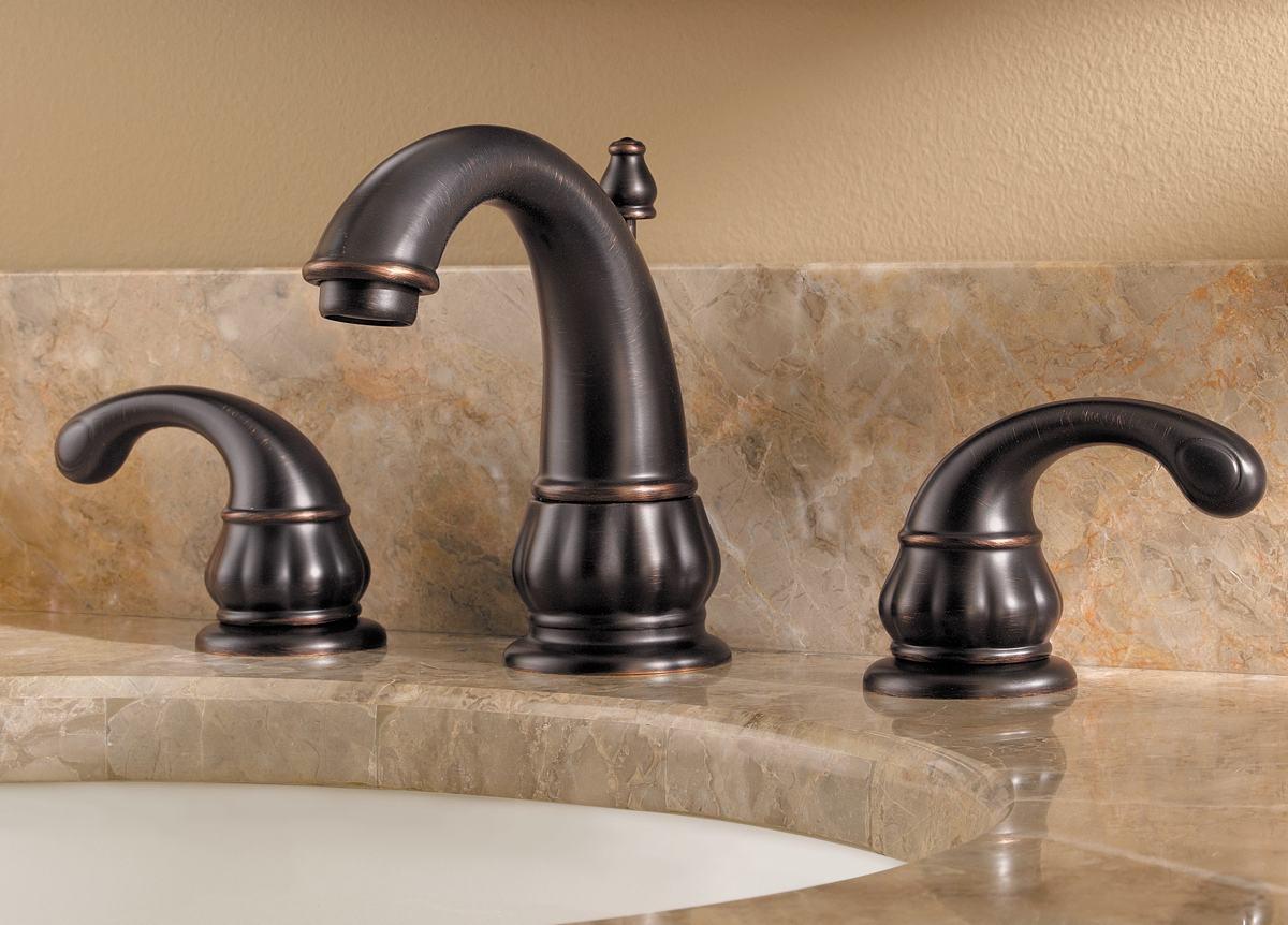 Pfister Treviso 2 Handle 8 Quot Widespread Bathroom Faucet