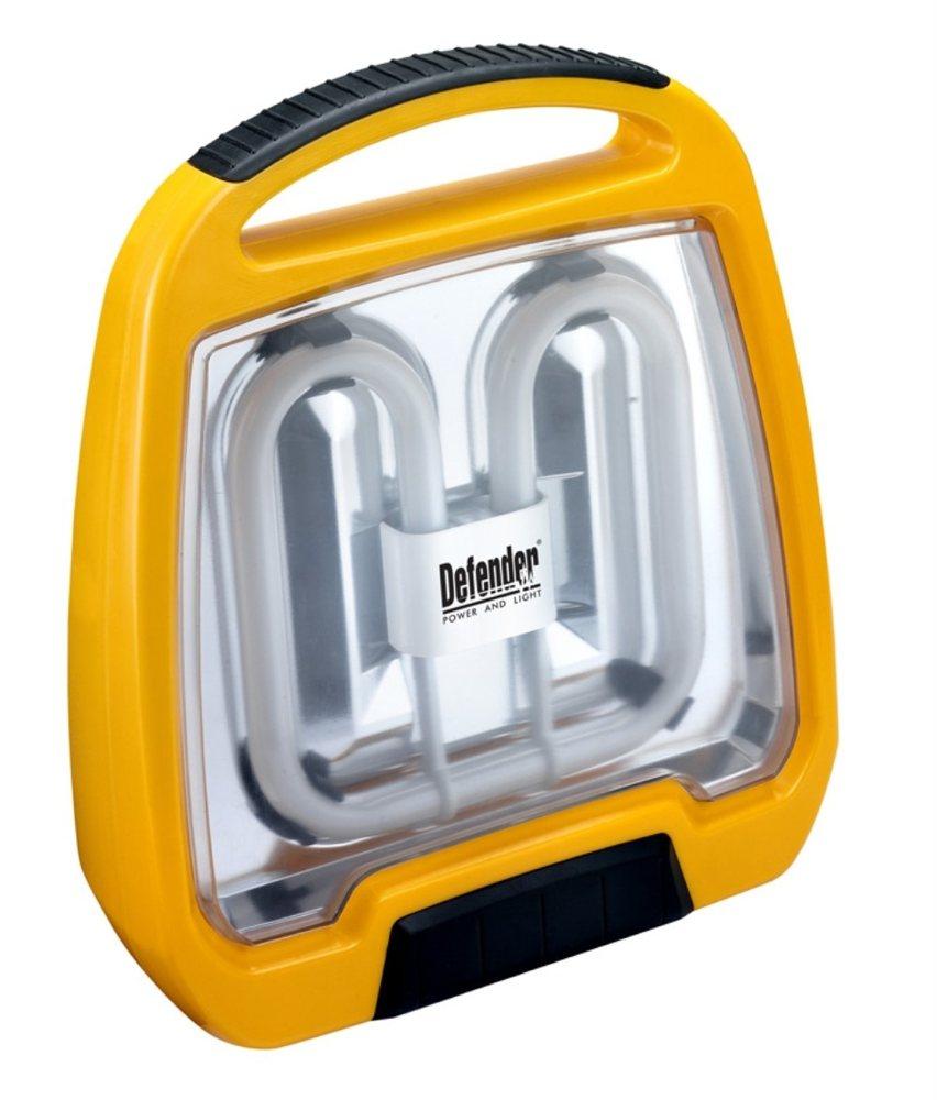Defender E709165 Fluorescent Floor Light For 38-Watt Ip 44