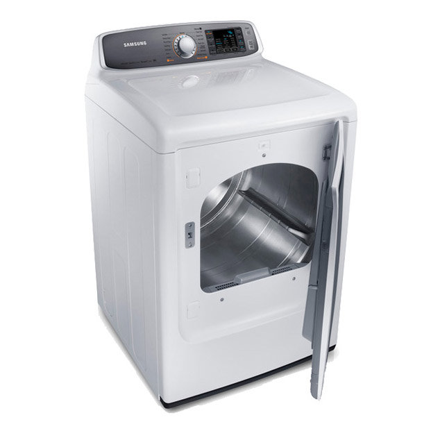 Amazon Com Samsung Dv50f9a8evw Electric Front Load Dryer