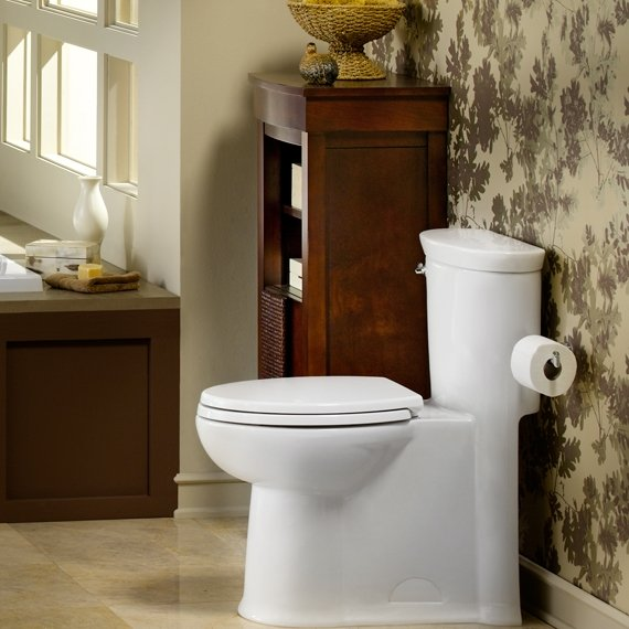 American Standard 2786 128 020 Tropic Rh Elongated One Piece Flowise Toilet White