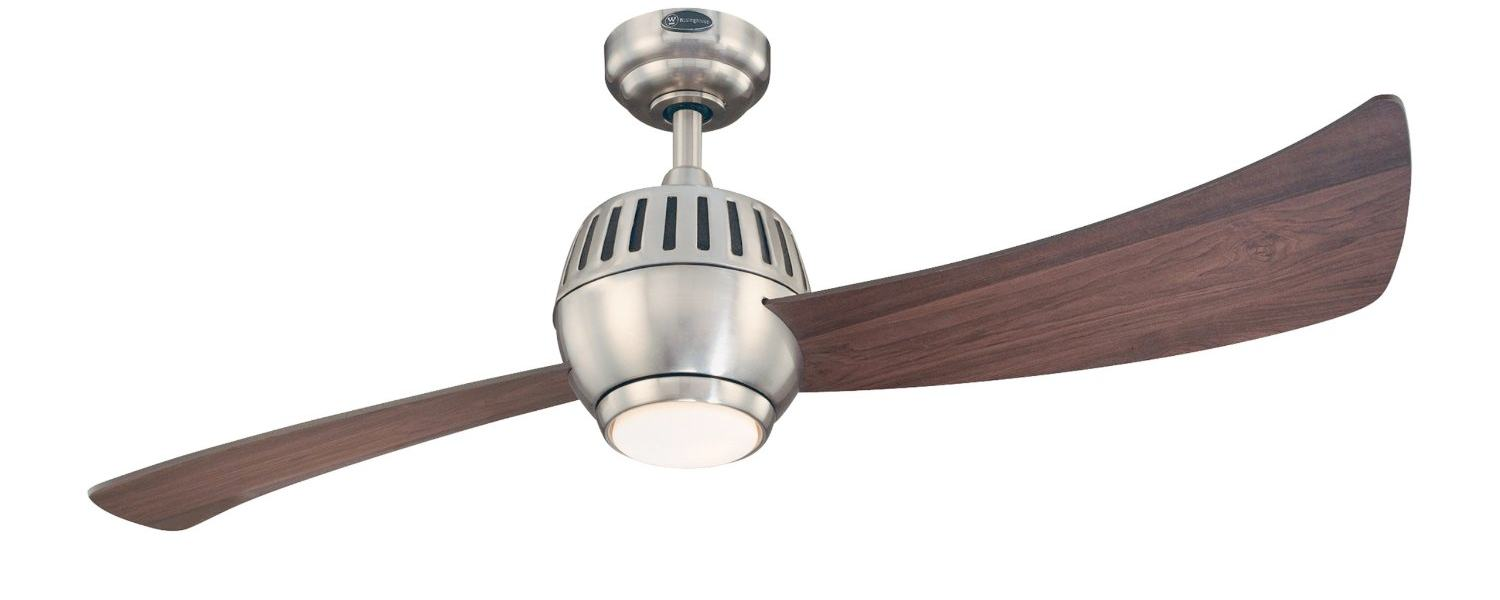 Westinghouse 7852400 Sparta One Light 52 Inch Two Blade