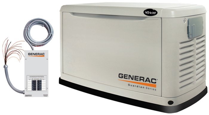 Natural Gas Automatic Whole Home Generator