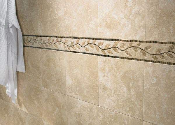 Arizona Tile ST 103 Sterling 4 by 12 Inch Natural Stone Tumbled