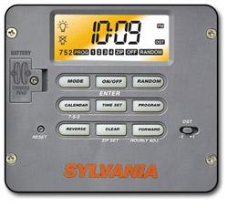 Sylvania Sa307 40 Amp 240 Volt Double Pole Zip Set