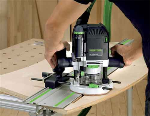 Festool Of 2200 Eb Router Fixed Base Power Routers
