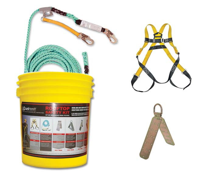 Guardian Fall Protection 00815 Bos T50 Bucket Of Safe Tie