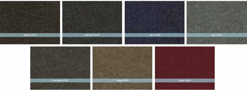Shaw Contract Group 59411 10124 Bon Jour Carpet Tiles 24