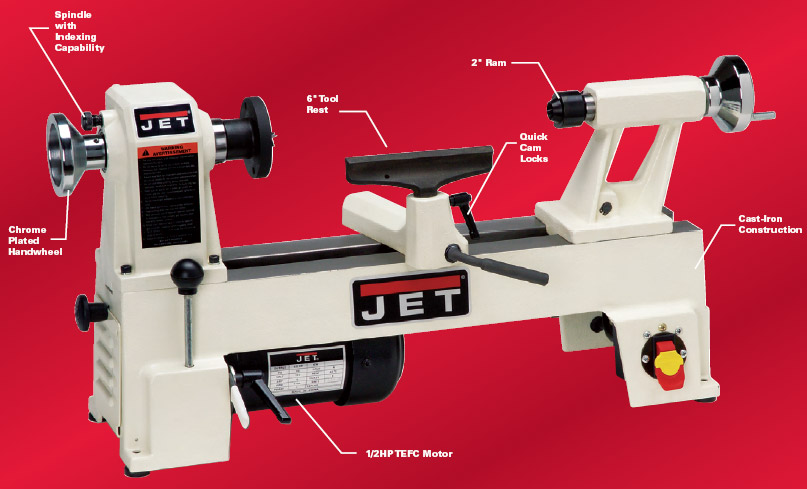 Plans To Build Jet Jml1014 Mini Wood Lathe Pdf Plans