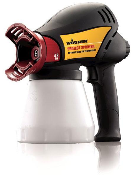 Wagner Project Sprayer Handheld Sprayer Parts