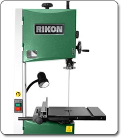 Saw Band: Rikon 10-325 14-Inch Deluxe Band Saw