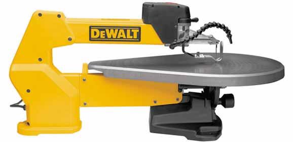 Dewalt Dw788 1 3 Amp 20 Inch Variable Speed Scroll Saw