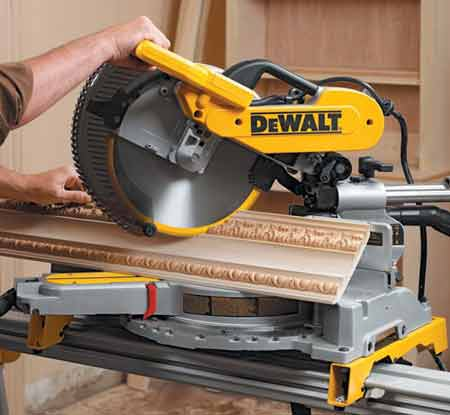 Amazon Com Dewalt Dw718 12 Inch Double Bevel Slide