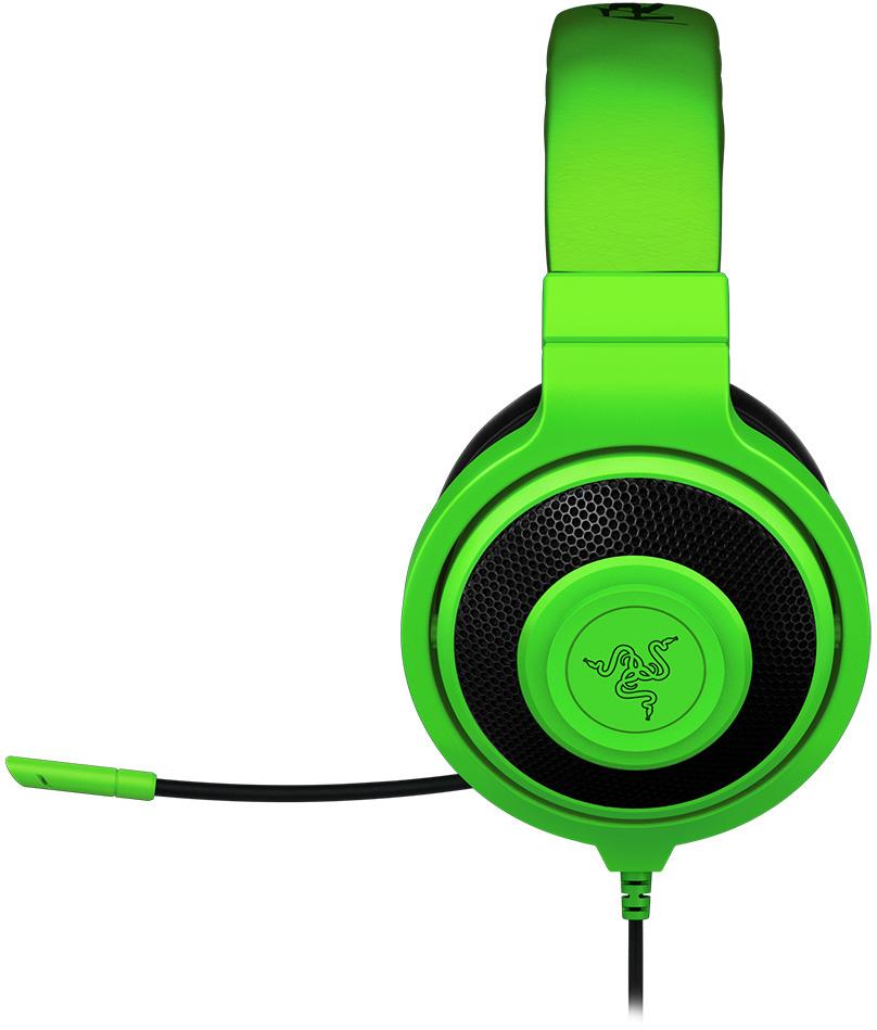 Amazon Com Razer Kraken Pro Over Ear Pc And Music Headset