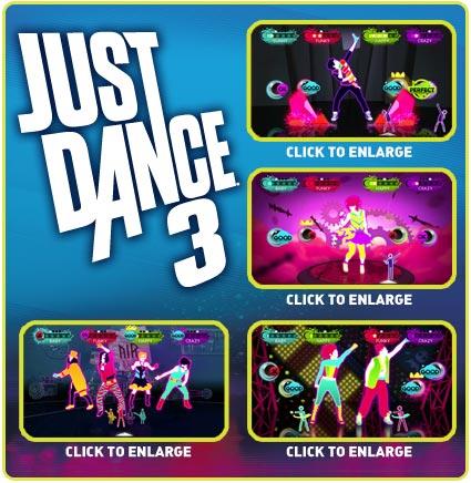 Just Dance 3 [Nintendo Wii]