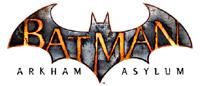 'Batman: Arkham Asylum' game logo