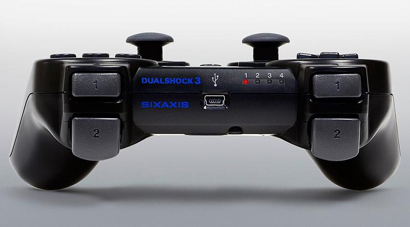 Dualshock 3 Wireless Controller Color Black