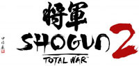Shogun 2: Total War game logo