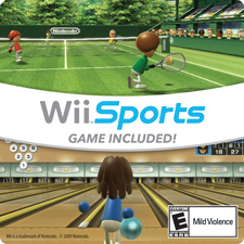 Wii Sports Included