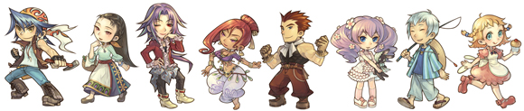 HarVest MooN ~ Game For PC, PSP, PS3, and XBOX