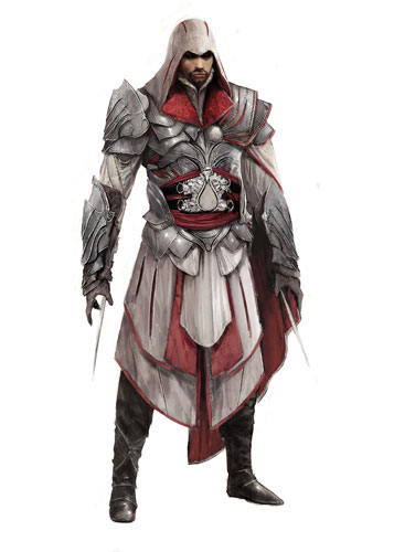 Assassin S Creed Brotherhood Ezio Outfit Oblivion Mod Requests