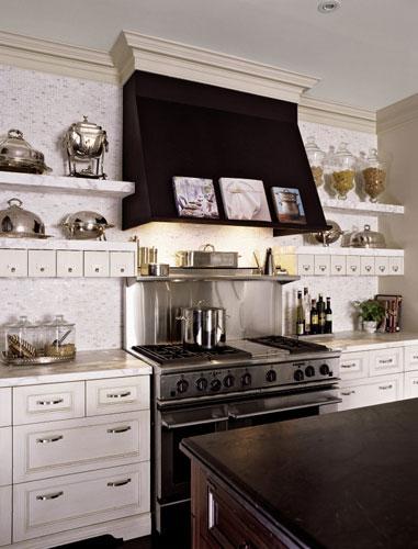 Kitchen Counter With Small Backsplash Lip