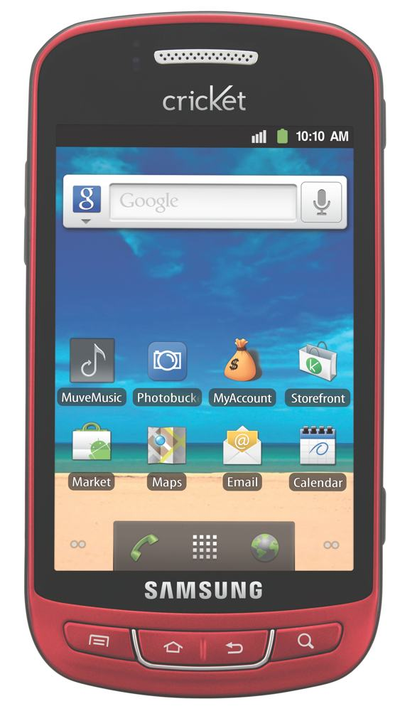 Samsung Vitality Sch R720 Cricket Prepaid Android