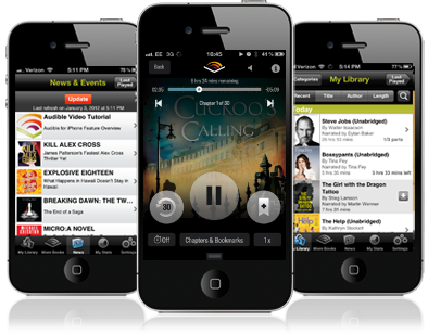 Amazon Audiobooks On Iphone