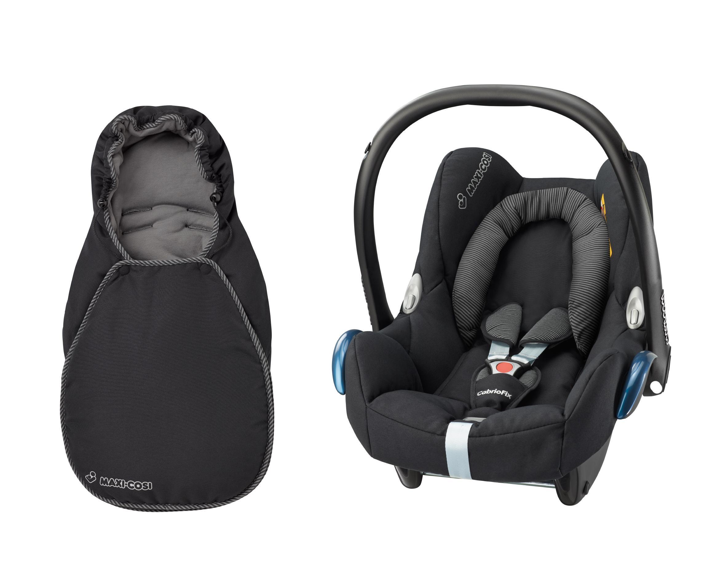 Amazon Maxi Cosi : maxi cosi footmuff cabriofix black raven baby ~ Kayakingforconservation.com Haus und Dekorationen