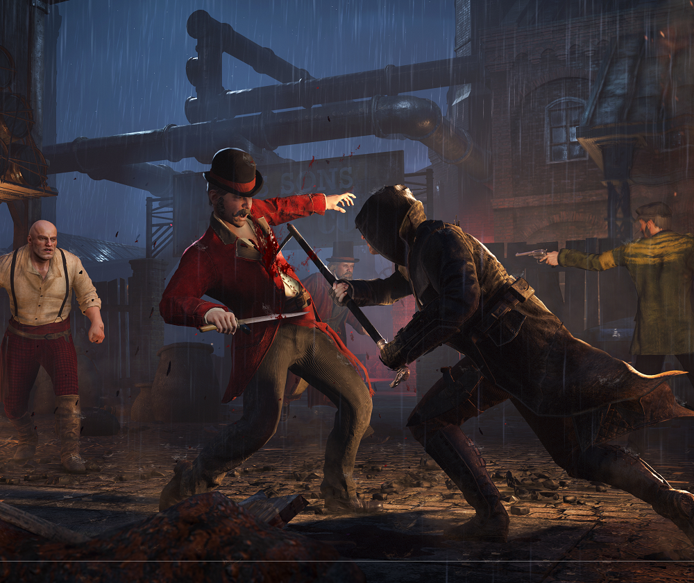 PS4 ASSASSINS CREED SYNDICATE R2