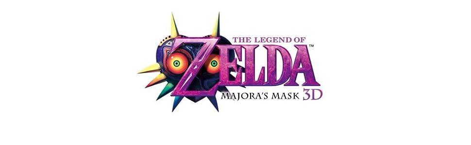 nintendo 3DS??THE Legend OF Zelda Majora'S Mask 3D ?? PAL FOR