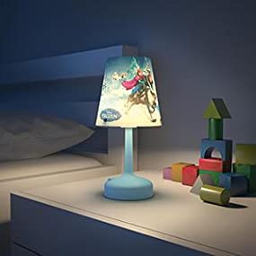 Philips Disney Frozen Portable Led Children S Bedside And Table Lamp 717960816 Ebay