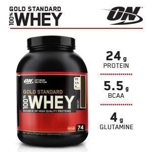 Gold standard whey protein amazon