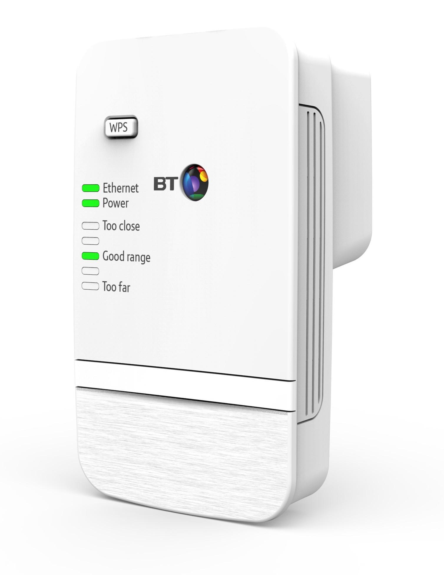 Bt Wifi Broadband Booster Extender Signal Range Adapter