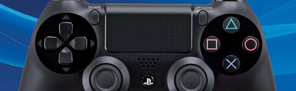sony playstation dualshock 4 wireless controller f r ps4. Black Bedroom Furniture Sets. Home Design Ideas