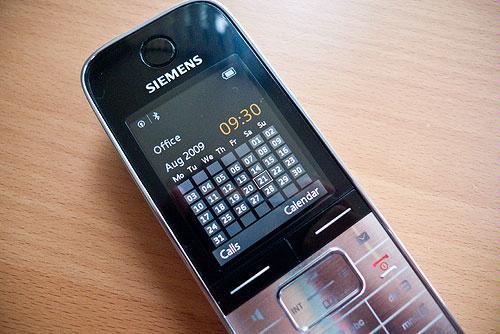 افضل الهواتف اللاسلكية Siemens Gigaset