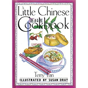 A Little Chinese CookBook Front Cover