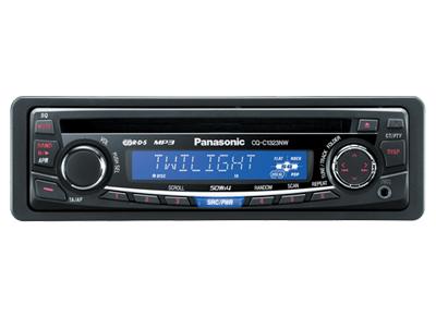 Panasonic CQ-TX5500W Vacuum Tube CD Player MP3 | Nevermind  |Panasonic Truck Radio A5198