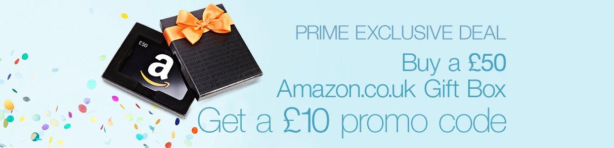 buy amazon prime as a gift uk