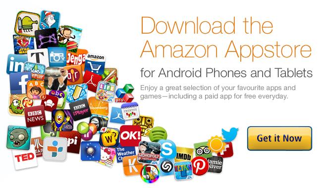 UK Amazon Appstore