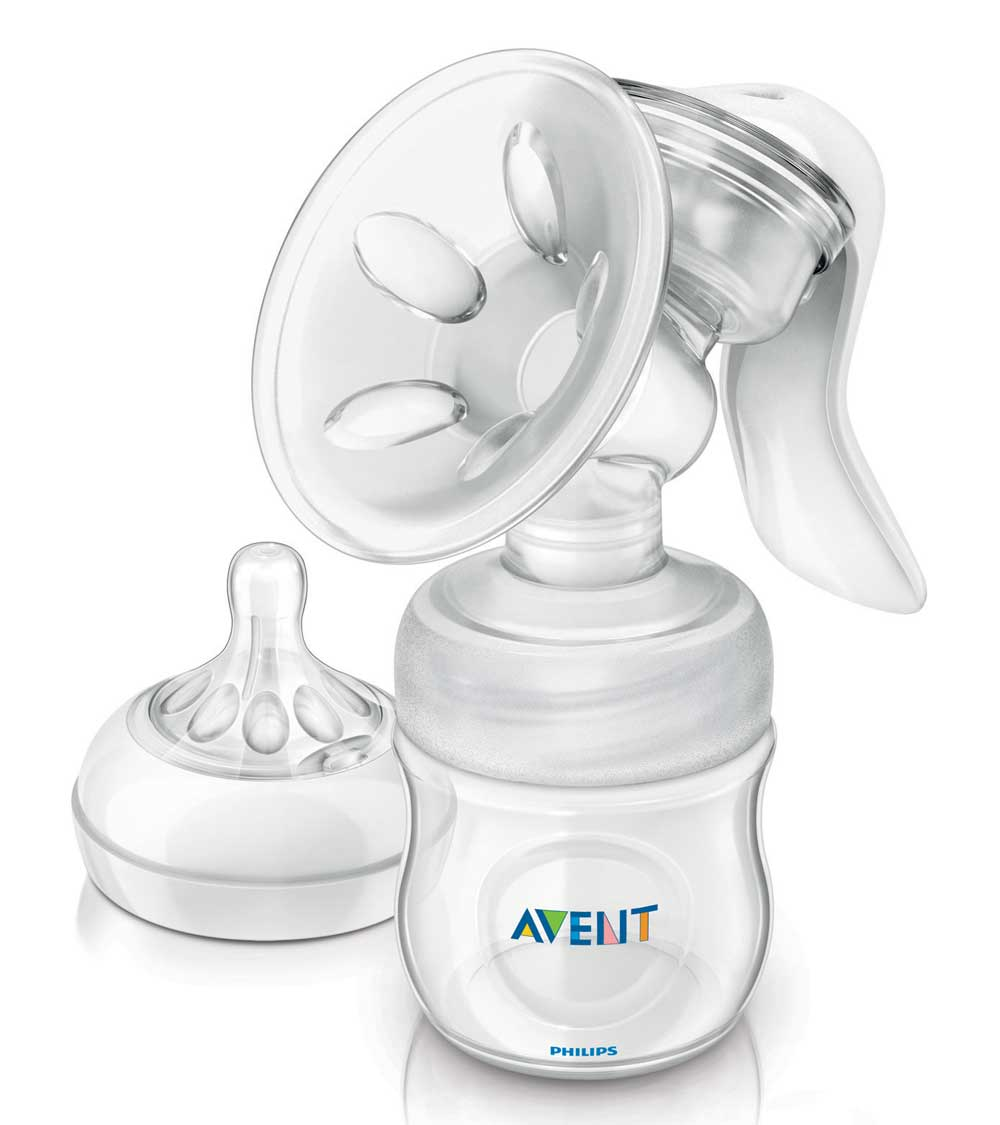 Personal Avent breast pump via apologise