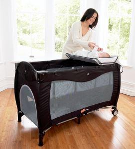 Babyway Mimas Luxury Travel Cot Amazon Co Uk Baby