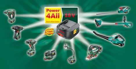 Bosch Power 4 All